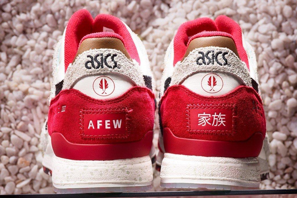 "Afew x Asics Gel Lyte III ""Koi"""