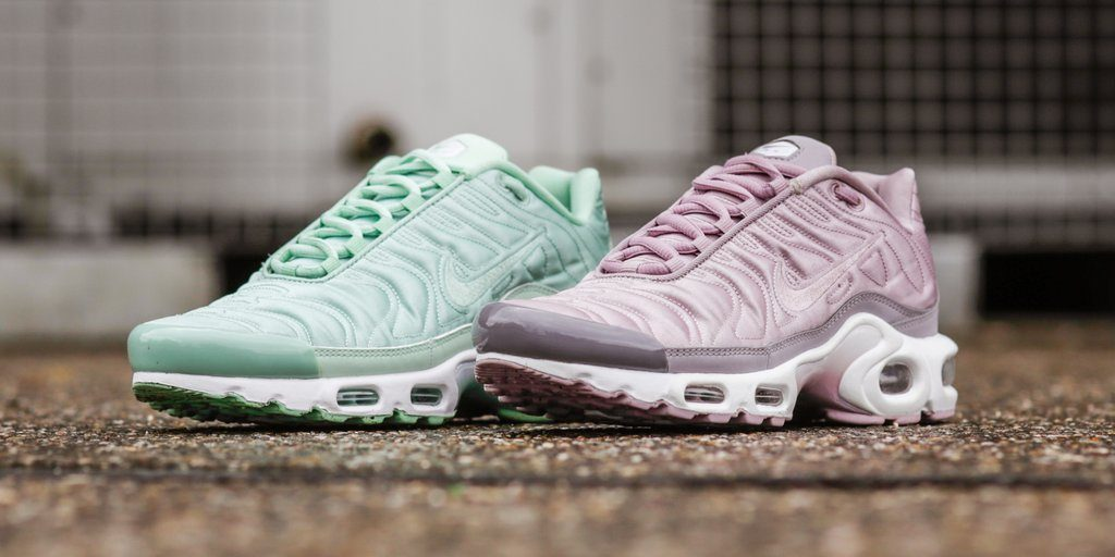 "Air Max Plus Tn ""Satin"""