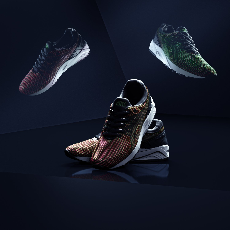 ASICS Tiger homenajea a los camaleones - I Love Sneakers