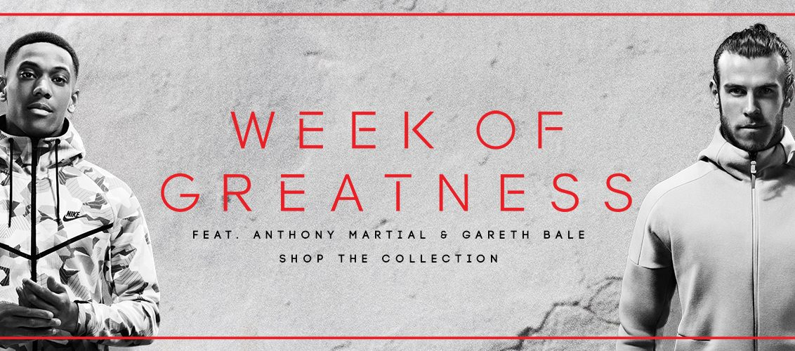 Foot Locker Week of Greatness