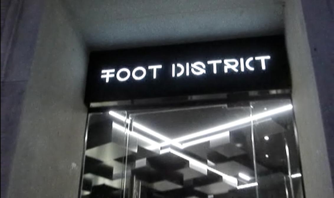 Inauguración de la tienda de Foot District en Madrid
