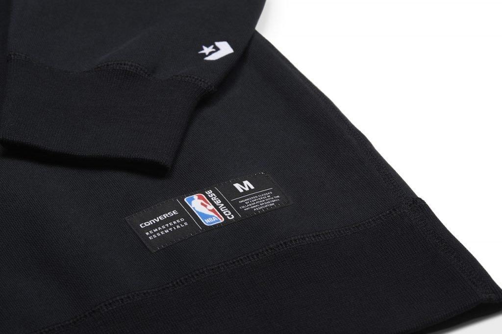 Converse x NBA Apparel Collection