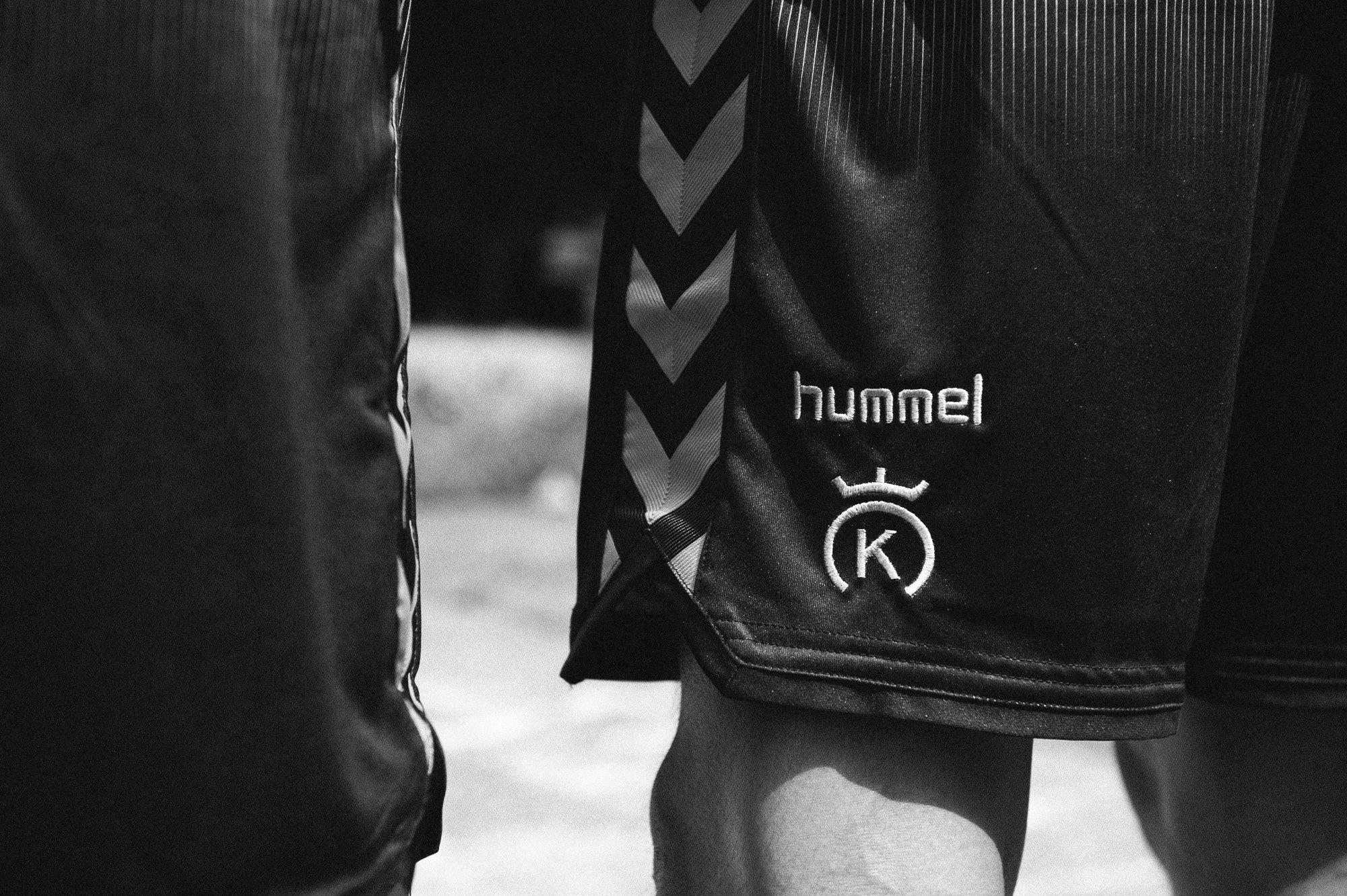 hummel x 24 Kilates