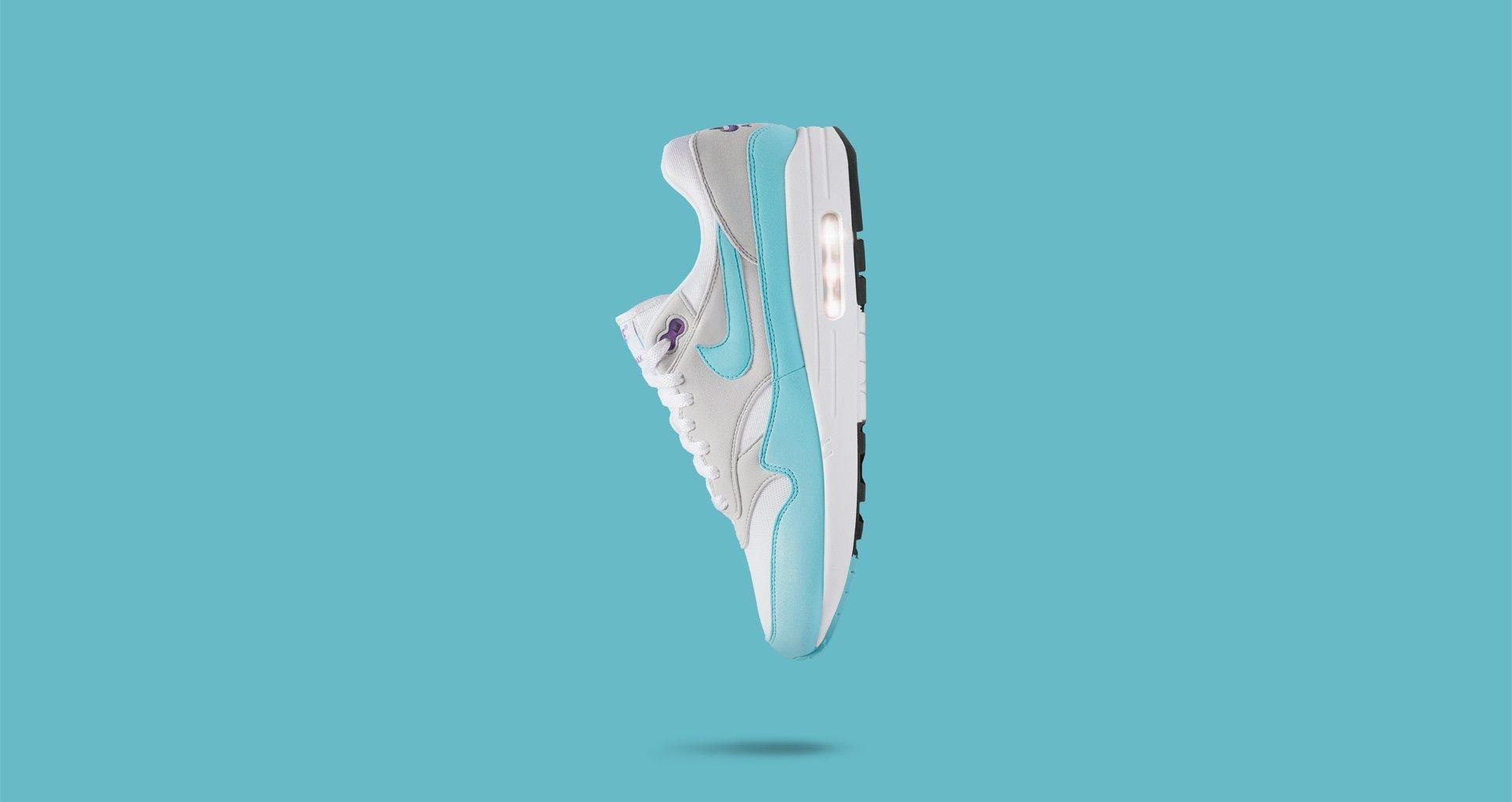 Nike Air Max 1 Anniversary Aqua