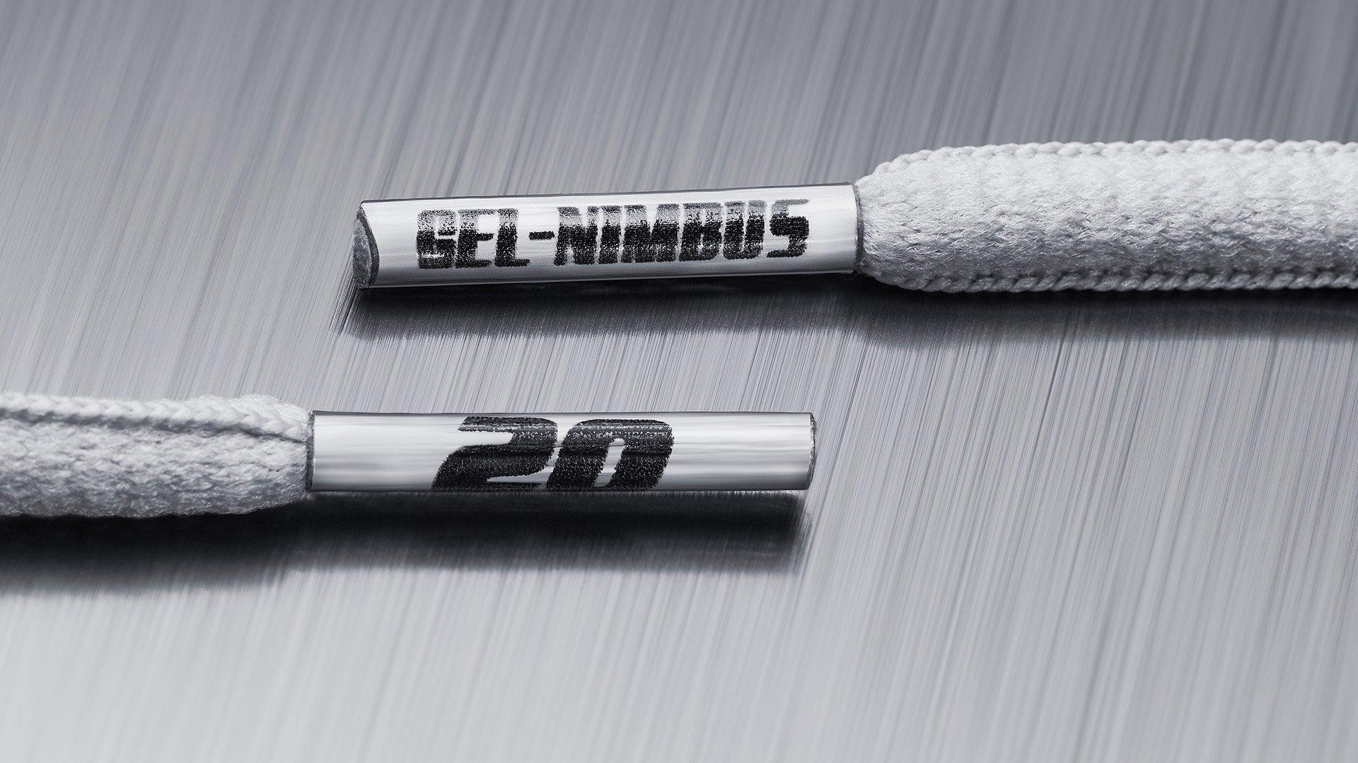 ASICS GEL-Nimbus 20 Platinum