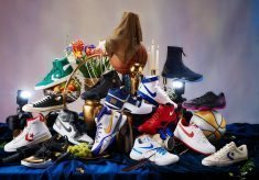 Art of a Champion collection - Nike & Converse