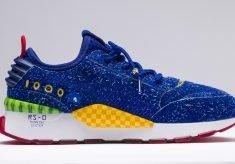"""Puma x SEGA RS-0 """"Sonic"""""""