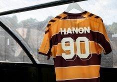 "HANON x Hummel ""Standing Only"" x Brian Sweeney"
