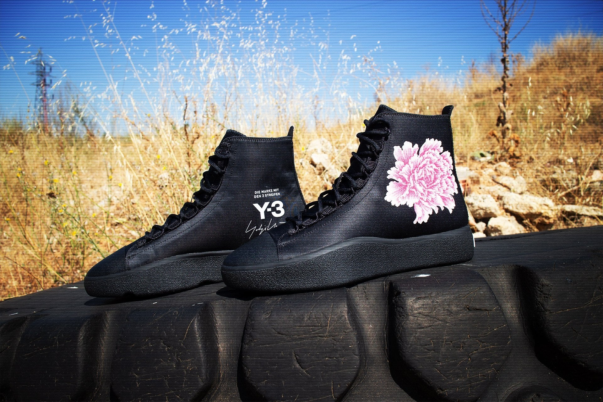 adidas Y-3 Bashyo
