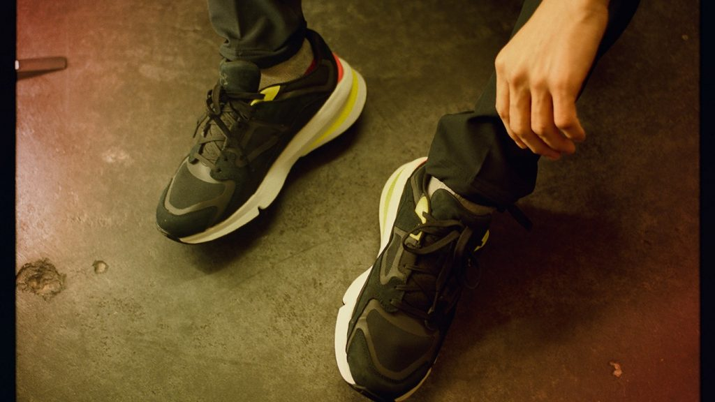 Under Armour Forge 96 + FNT Worldwide