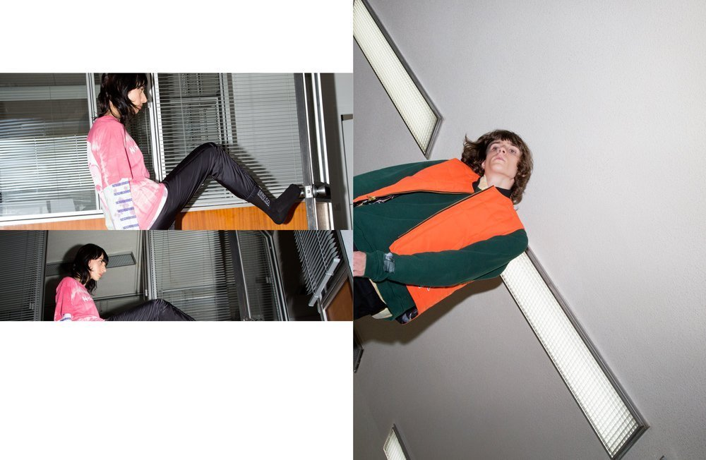SVD AW19 'Back to Work: Office Rituals'