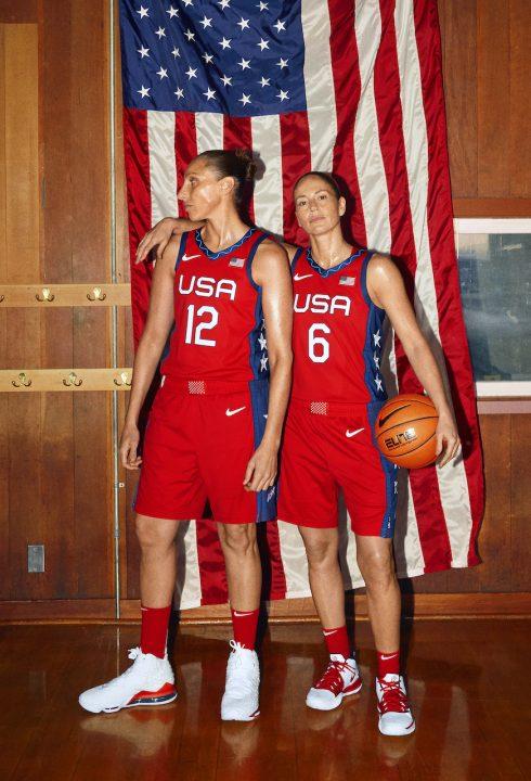 Nike - Equipaciones baloncesto JJOO Tokio