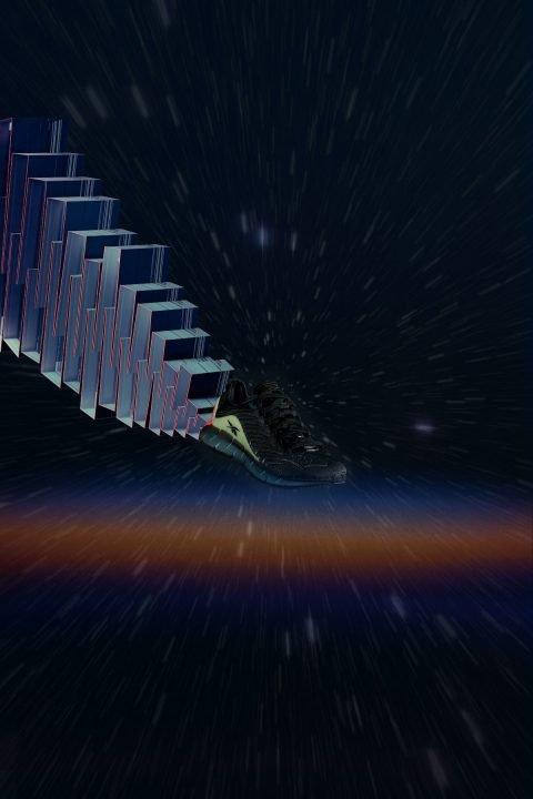 Reebok Zig Kinetica Space Unknown